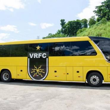volkswagen doa onibus a times de futebol de resende e volta redonda rj 01
