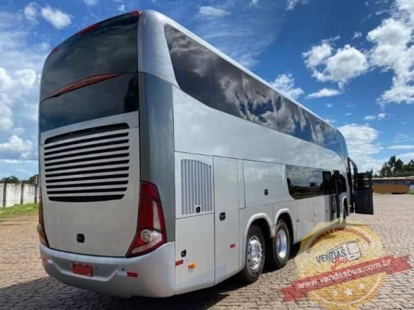 onibus executivo leito dd g7sania k400 seminovo 3