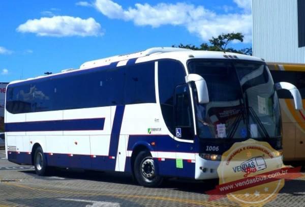 onibus viaggio 1050g6 mercedes rs executivo vendasbus 1