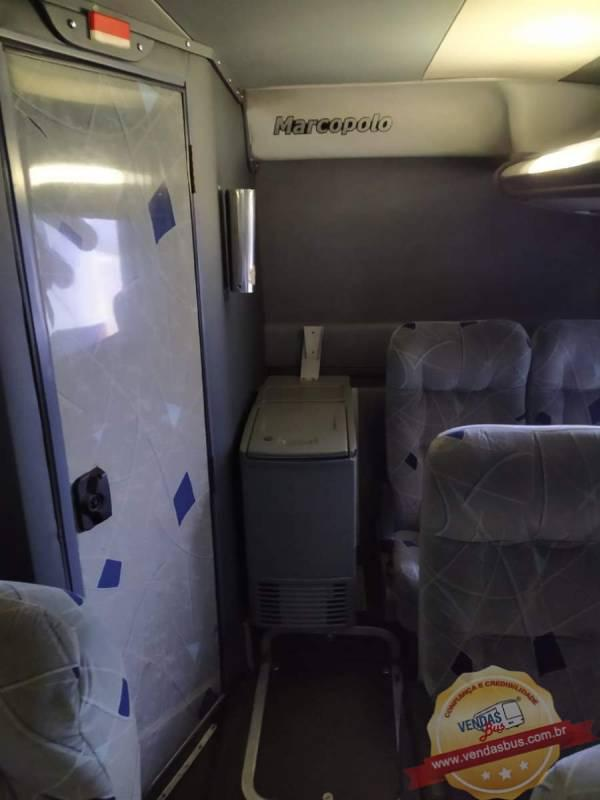 onibus viaggio 1050g6 mercedes rs executivo vendasbus 10