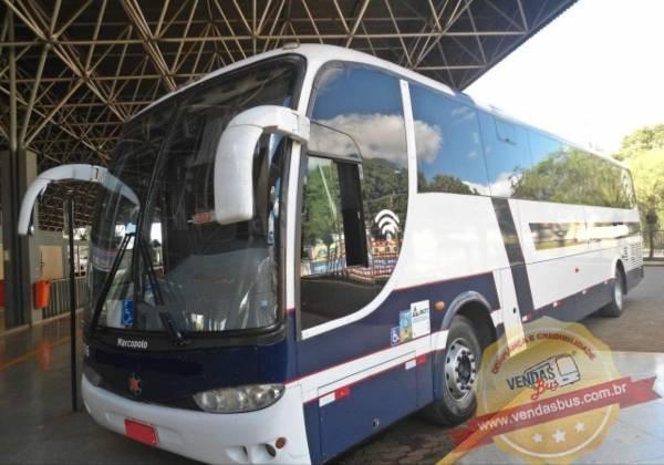 onibus viaggio 1050g6 mercedes rs executivo vendasbus 2