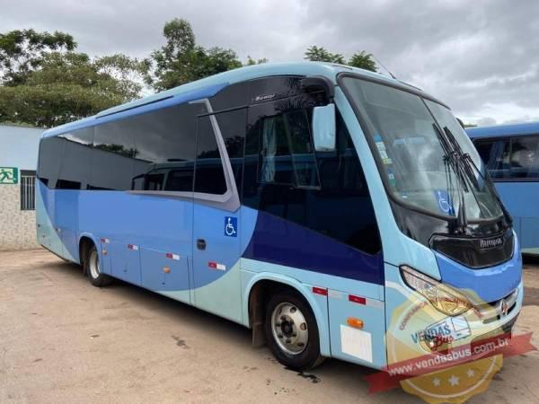 micro marcopolos senior new g7 volksbus vendabuss 2