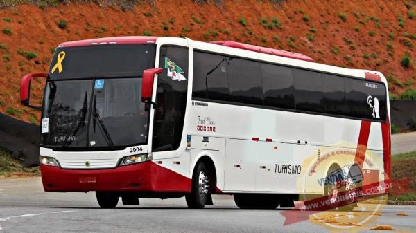 onibus busscar jumbus 360 scania k420 impecável so tursmo vendabsus 3