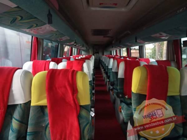 onibus busscar jumbus 360 scania k420 impecável so tursmo vendabsus 9