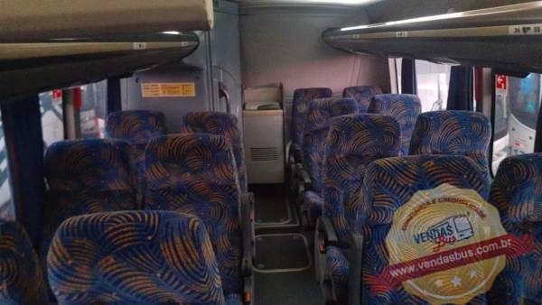onibus bussca 360 executivo completo mercedes 0500 rs vendasbus 10