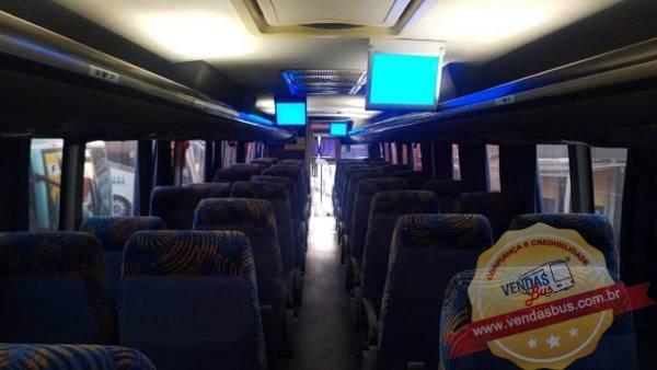 onibus bussca 360 executivo completo mercedes 0500 rs vendasbus 12