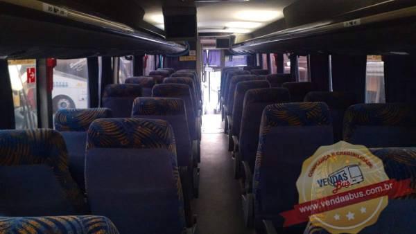 onibus bussca 360 executivo completo mercedes 0500 rs vendasbus 13