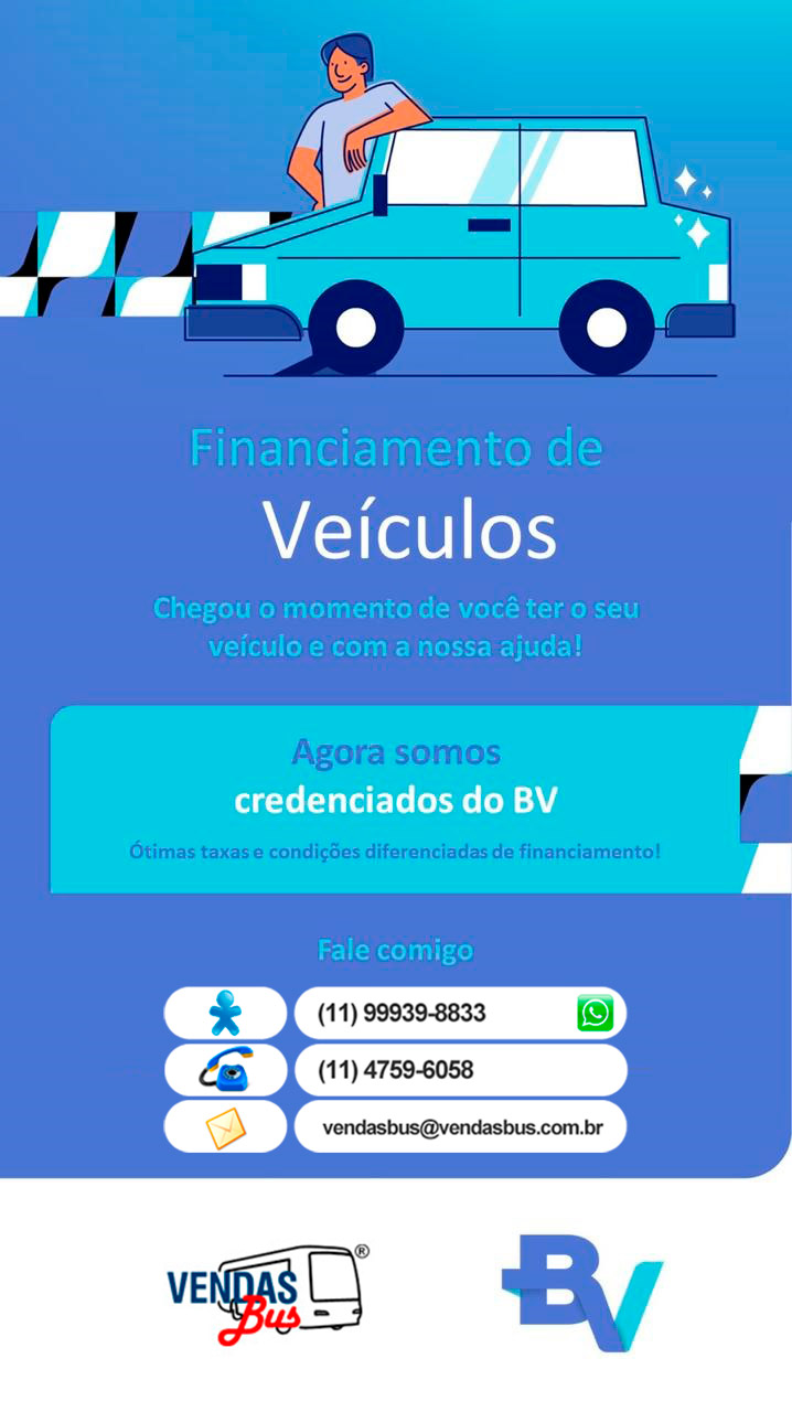 banner financiamento banco bv vendasbus