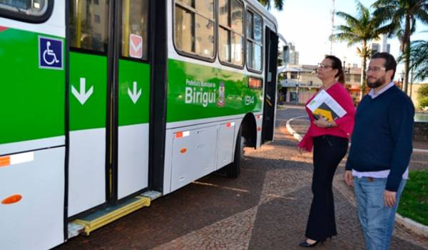birigui anuncia volta do transporte coletivo e reabertura de terminal rodoviario