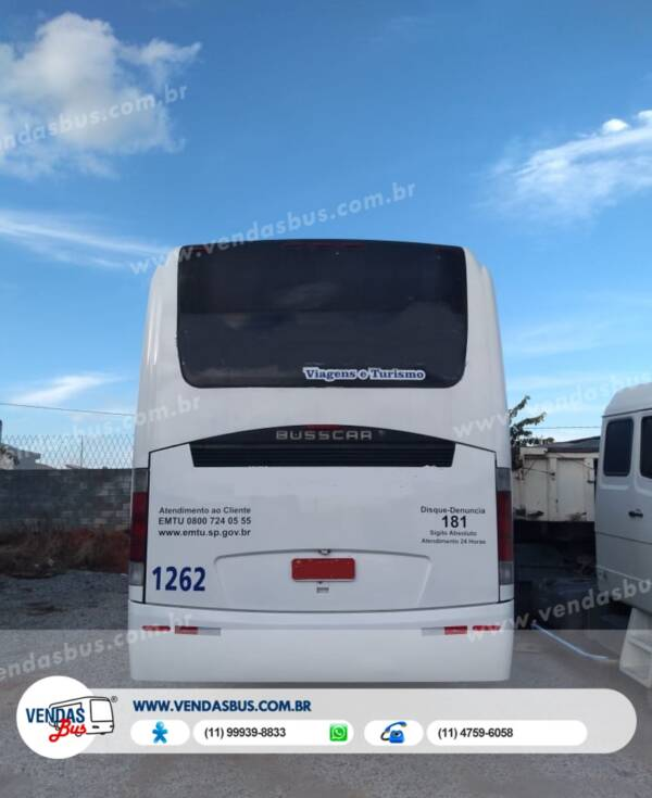 busscar elbuss 340 volks 0bus 17260 com ar de teto onibus impecavel vendasbus 4