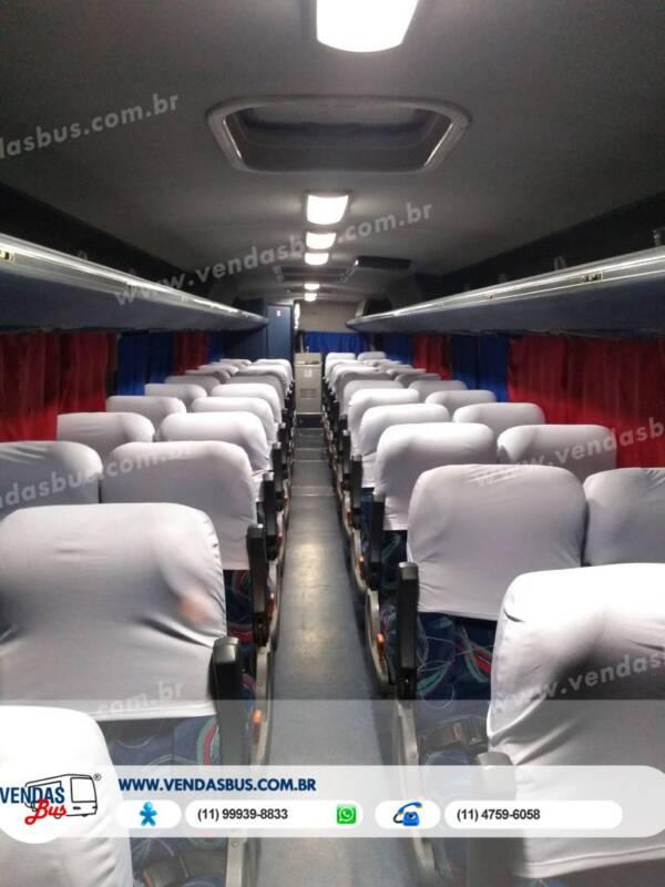 busscar elbuss 340 volks 0bus 17260 com ar de teto onibus impecavel vendasbus 7