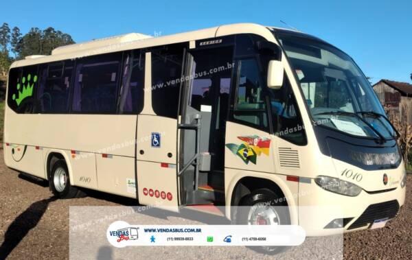 micro marcopolo senior seminovo mercedes lo 916 com wc turismo vendasbus 1