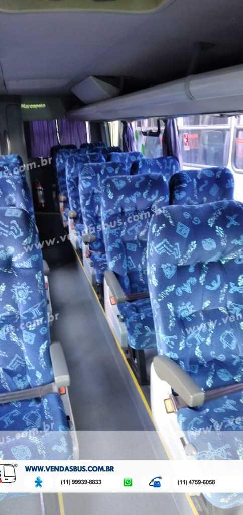 micro marcopolo senior seminovo mercedes lo 916 com wc turismo vendasbus 11