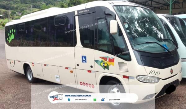 micro marcopolo senior seminovo mercedes lo 916 com wc turismo vendasbus 4