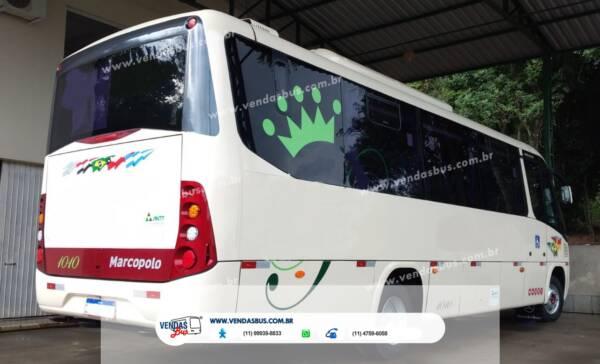 micro marcopolo senior seminovo mercedes lo 916 com wc turismo vendasbus 6