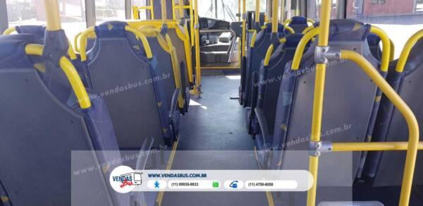 micro onibus seminovo volskbus com ar condicioando vendasbus 13