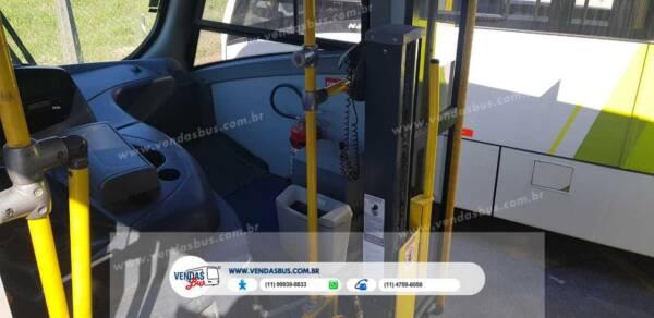 micro onibus seminovo volskbus com ar condicioando vendasbus 14