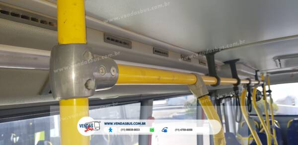 micro onibus seminovo volskbus com ar condicioando vendasbus 15