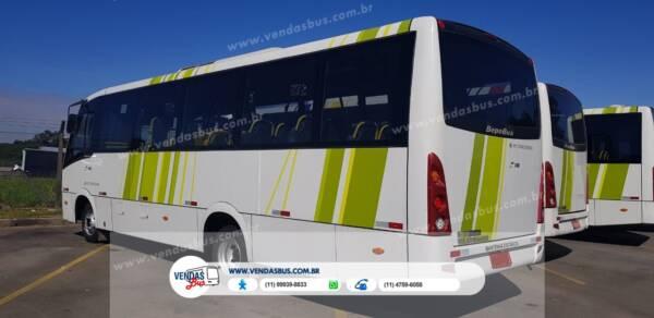 micro onibus seminovo volskbus com ar condicioando vendasbus 3