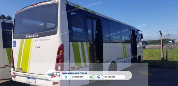 micro onibus seminovo volskbus com ar condicioando vendasbus 4