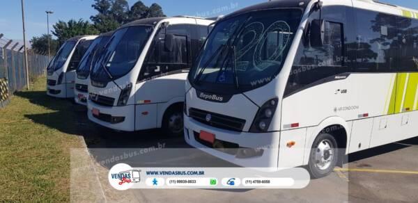 micro onibus seminovo volskbus com ar condicioando vendasbus 5