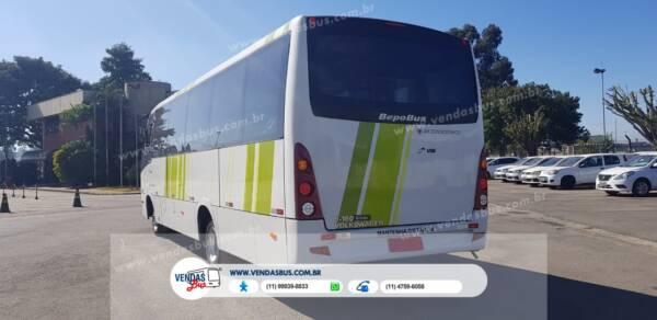 micro onibus seminovo volskbus com ar condicioando vendasbus 6