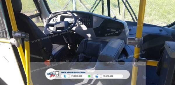 micro onibus seminovo volskbus com ar condicioando vendasbus 8