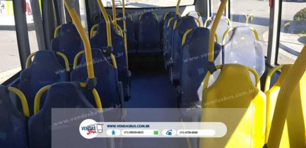 micro onibus seminovo volskbus com ar condicioando vendasbus 9