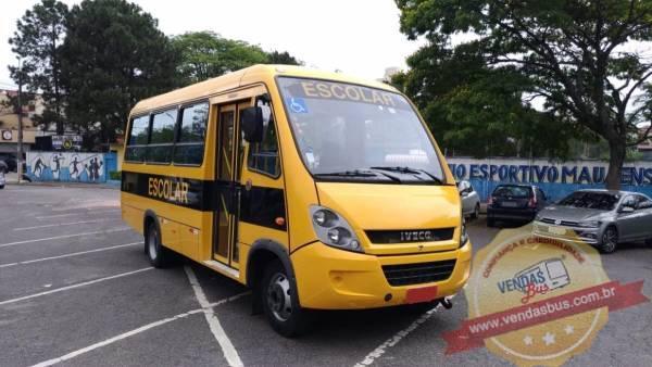 microonibus escolar iveco seminovo unico dono vendasbus 2