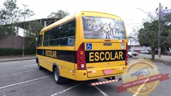 microonibus escolar iveco seminovo unico dono vendasbus 4