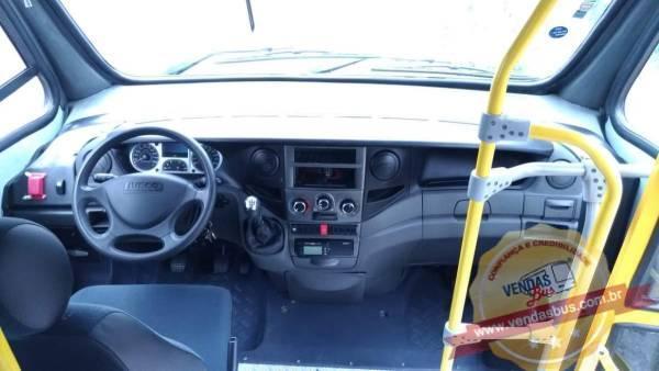 microonibus escolar iveco seminovo unico dono vendasbus 7