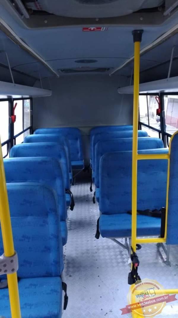 microonibus escolar iveco seminovo unico dono vendasbus 8
