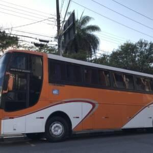 onibus bussca vistabus mercedes oh1628 fretamentos revisado vendasbus 1