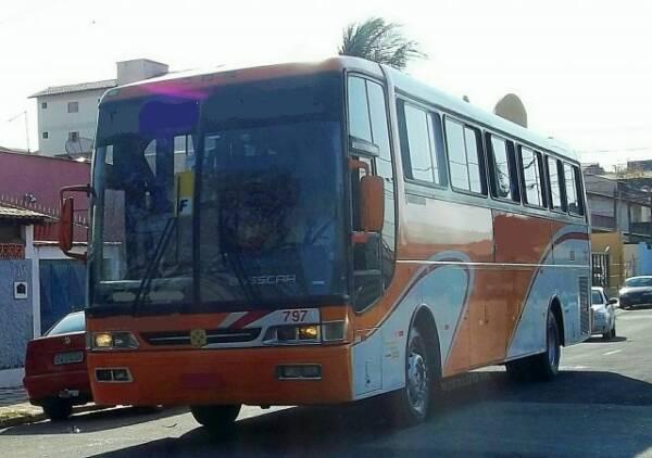 onibus bussca vistabus mercedes oh1628 fretamentos revisado vendasbus 4