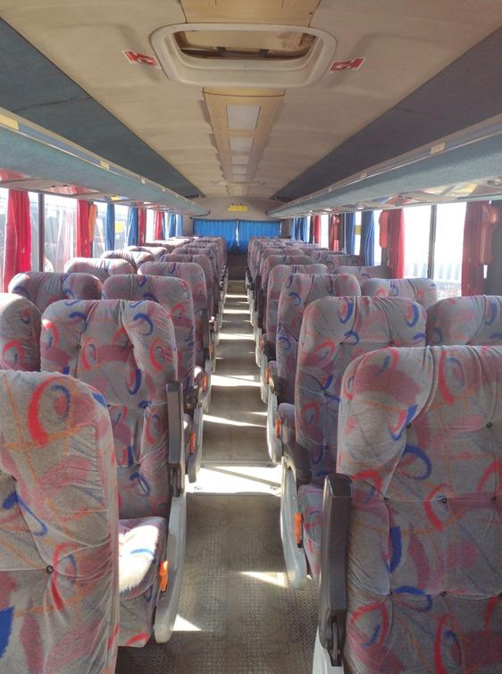 onibus bussca vistabus mercedes oh1628 fretamentos revisado vendasbus 9