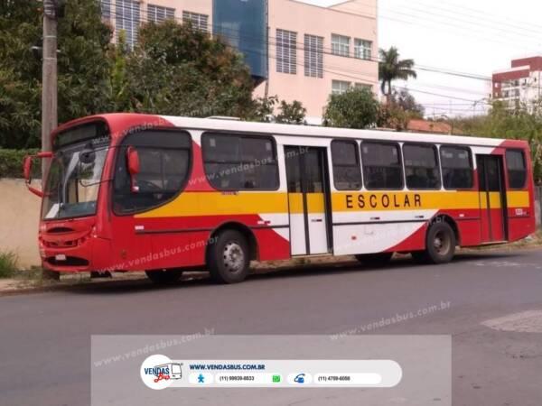 onibus caio apche vip escolar volksbus 16210 revisado conservado vendasbus 12