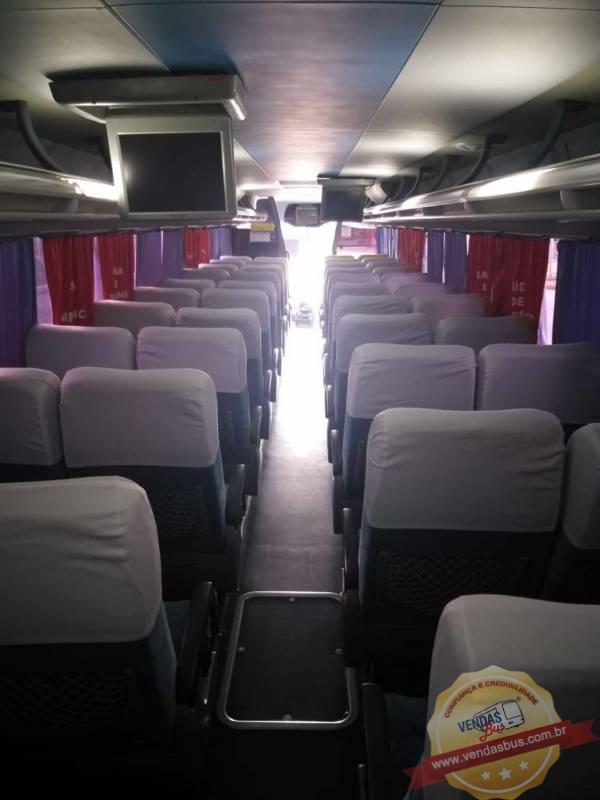 onibus marcopolo g6 viaggio 1050 mercedes rs seminovo vendasbus 16