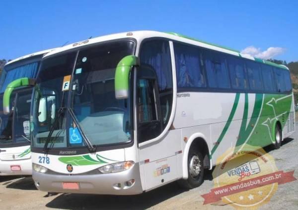 onibus marcopolo g6 viaggio 1050 mercedes rs seminovo vendasbus 2