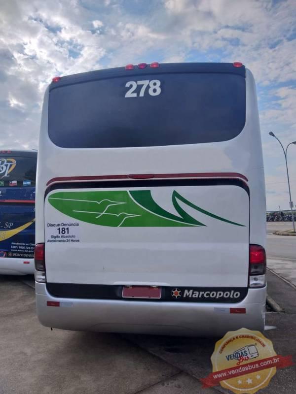 onibus marcopolo g6 viaggio 1050 mercedes rs seminovo vendasbus 6