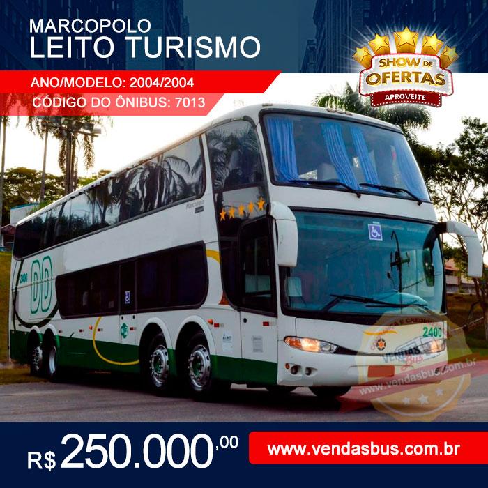 onibus marcopolo leito turismo 1800 dd g6 scania k 420 ib 8x2 revisado e garantia ano modelo 2004 2004