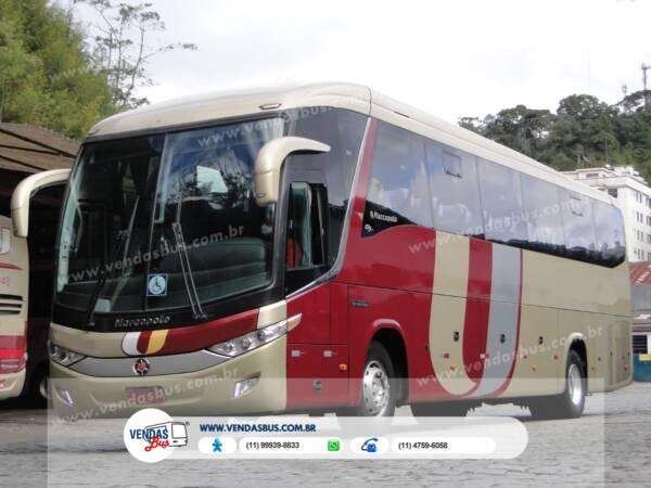 onibus marcopolo paradiso 1200g 7 mercedes rs executivo unico dono vendasbus 1