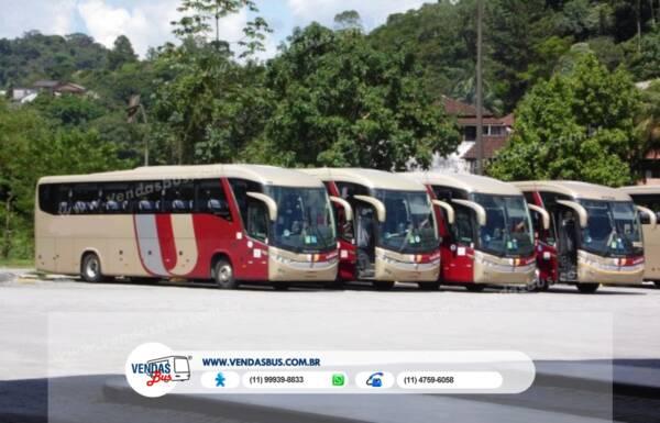 onibus marcopolo paradiso 1200g 7 mercedes rs executivo unico dono vendasbus 7