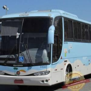 onibus marcopolo viagio 1050 g6 mercedes 0500r completo vendasbus 1