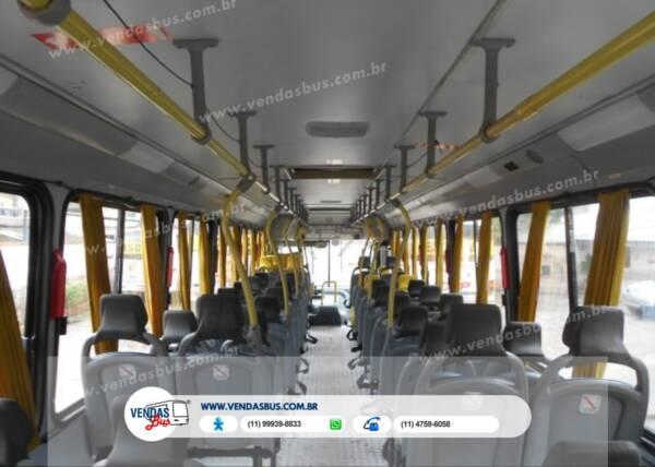 onibus marcopolo viale mercedes of1722m uma porta revisado 54 bancos vendasbus 13