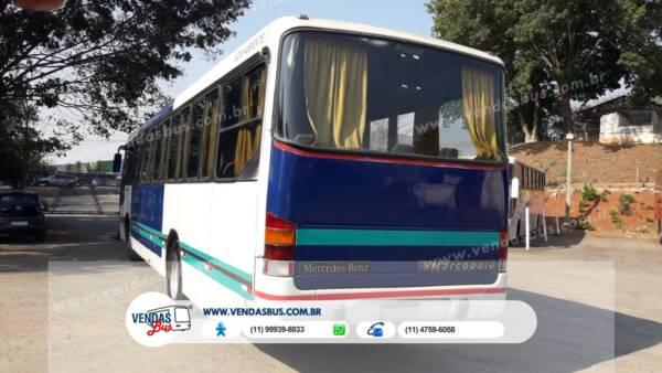 onibus marcopolo viale mercedes of1722m uma porta revisado 54 bancos vendasbus 4