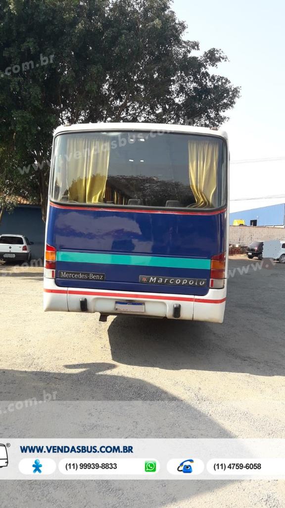 onibus marcopolo viale mercedes of1722m uma porta revisado 54 bancos vendasbus 5