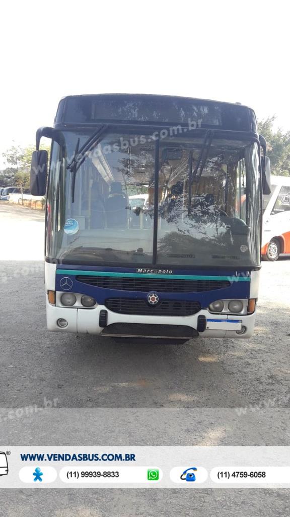 onibus marcopolo viale mercedes of1722m uma porta revisado 54 bancos vendasbus 6