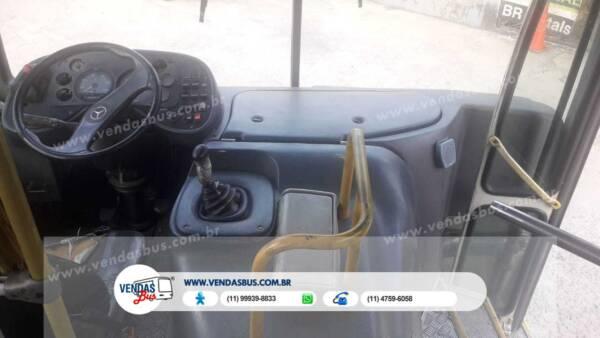 onibus marcopolo viale mercedes of1722m uma porta revisado 54 bancos vendasbus 9