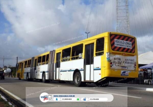 onibus urbano biarticulado volvo b340 caio top bus vendasbus 10