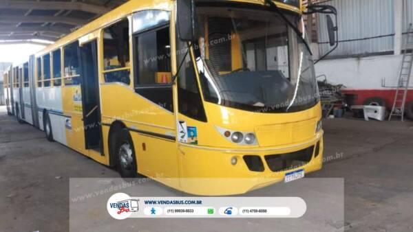 onibus urbano biarticulado volvo b340 caio top bus vendasbus 9